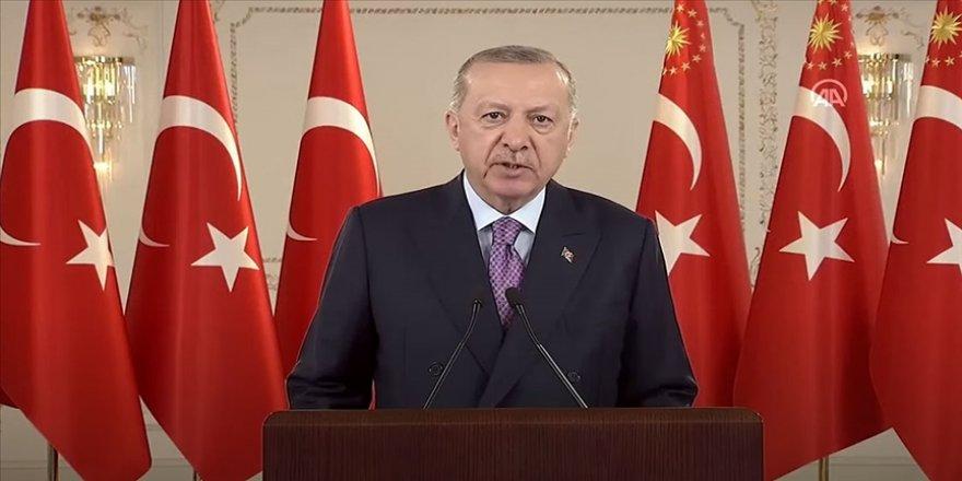 Cumhurbaşkanı Erdoğan: Ülkemizin bütünlüğü ve devletimizin bekası için gerekiyorsa hayatımızı ortaya koyuyoruz
