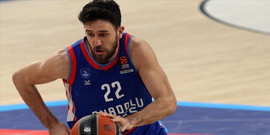 THY Avrupa Ligi'nde haftanın MVP'si Anadolu Efesli Micic