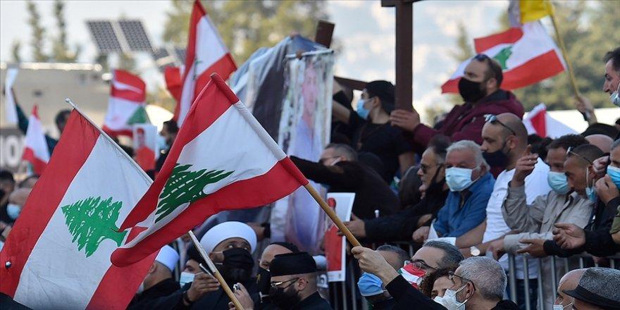 Lübnan için uluslararası konferans çağrısında bulunan Maruni Patriğine halktan destek