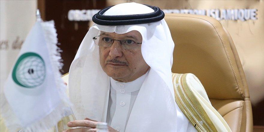 İİT Genel Sekreteri'nden Kaşıkçı cinayetinde ABD'nin suçladığı Suudi Arabistan'a destek