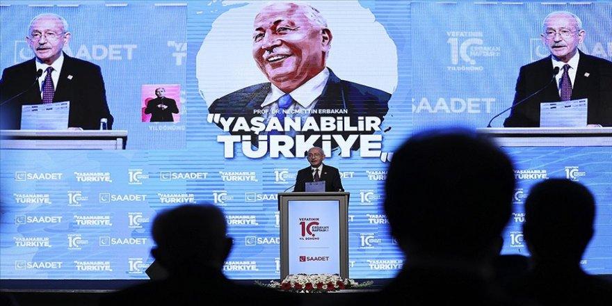 CHP Genel Başkanı Kılıçdardoğlu: Bugün Mavi Vatan'dan söz ediyorsak bu Ecevit ve Erbakan'ın sayesindedir