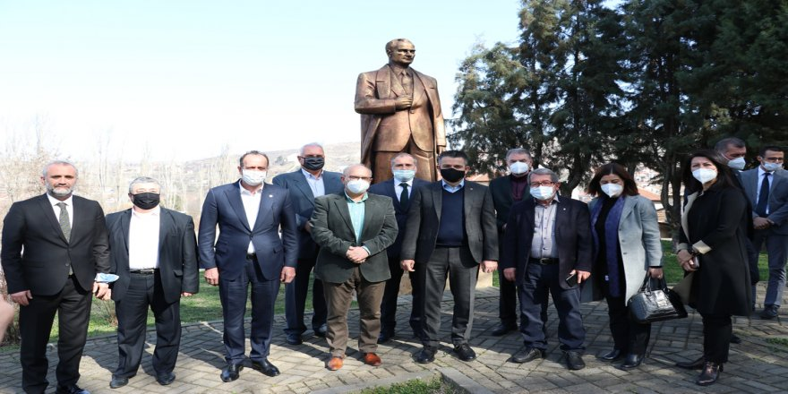 Bakan Pakdemirli: Kuzey Makedonya'da her zaman çok önemli yatırımlar yapıldı