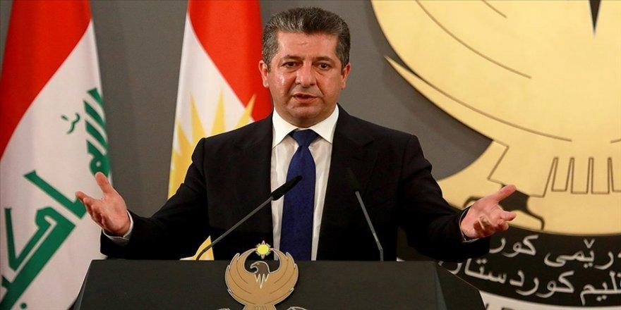 IKBY Başbakanı Barzani: Terör örgütü PKK nedeniyle 800 köy yeniden inşa edilemedi