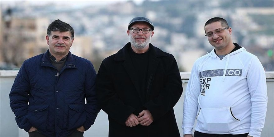 Tarihin kaderlerine mahkûm ettiği Filistinli Arnavutlar, kadim vatanlarıyla iletişim arayışında