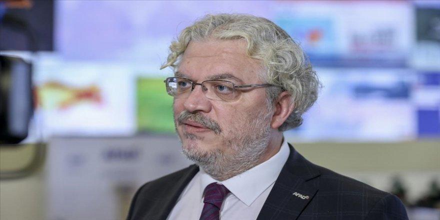 AFAD Başkanvekili Hamza Taşdelen, kurumun afet yönetim modelini anlattı