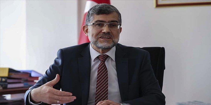 TİHEK Başkanı Arslan, 'postmodern darbenin' insan hakları ihlallerini anlattı