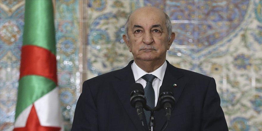 Cezayir Cumhurbaşkanı Tebbun: Afrika Sahili bölgesinde terörle mücadele operasyonlarına kesinlikle katılmayacağız