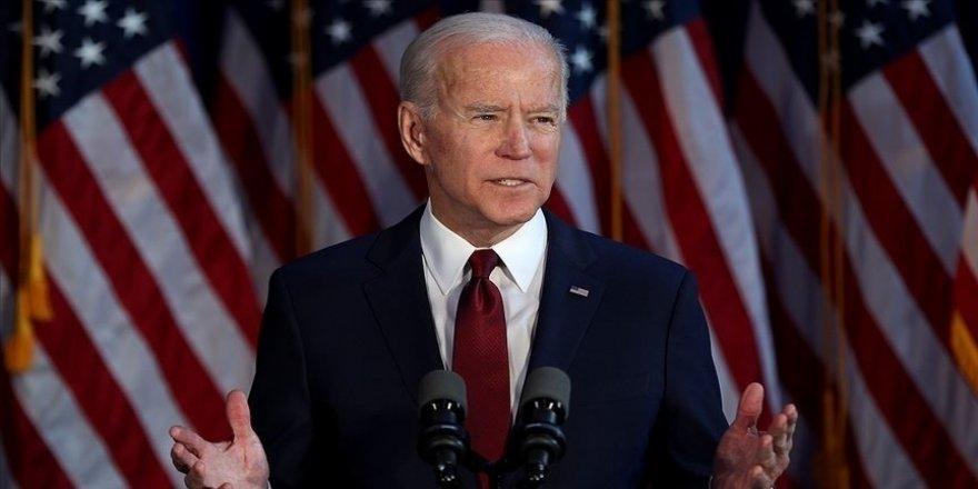 ABD Başkanı Biden: Meksika'ya güney sınırındaki herhangi bir ülke gibi değil, dengimiz olarak bakıyoruz