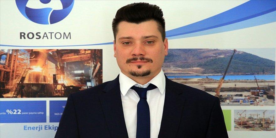 Akkuyu Nükleer AŞ İnşaat Bölümü Müdürü Kucherenko: Bu yıl önemli reaktör basınç kabının kurulumunu yapıyoruz