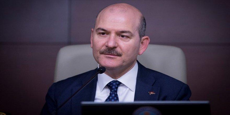 İçişleri Bakanı Soylu: 2021'i afet eğitim yılı olarak ilan ettik