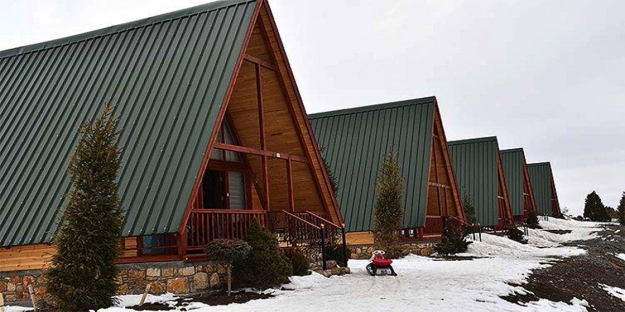 Sivas'ın parlayan 'yıldız'ı Türkiye'deki en iyi kayak merkezlerinden biri olmayı hedefliyor