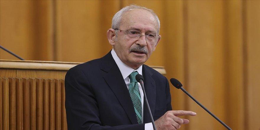 CHP Genel Başkanı Kılıçdaroğlu: Dokunulmazlık güvencesinin kalkmaması lazım