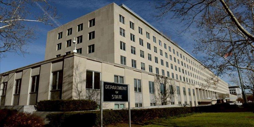 ABD Dışişleri Bakanlığı Sözcüsü Price: Türkiye ile özellikle Suriye bağlamında ortak çıkarlarımız var