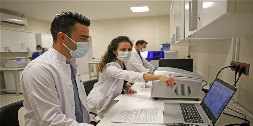 Adana Şehir Hastanesinde genetik hastalıklar için 'son teknoloji' ile hizmet veriliyor