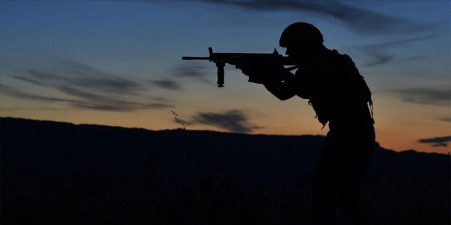 Zeytin Dalı bölgesinde 1 DEAŞ'lı, Barış Pınarı bölgesinde 1 PKK/YPG'li terörist etkisiz hale getirildi