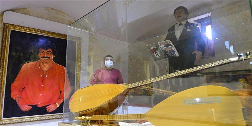 Adına kurulan müze Müslüm Gürses hayranlarına teselli oluyor