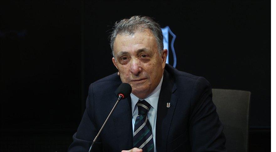 Beşiktaş Kulübü Başkanı Ahmet Nur Çebi'den 118. kuruluş yılı mesajı