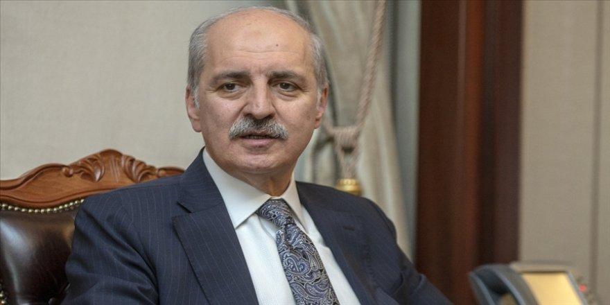 AK Parti Genel Başkanvekili Kurtulmuş: Hala o darbeci zihniyet anayasanın içerisinde ruh olarak duruyor
