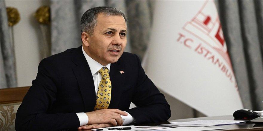 İstanbul Valisi Yerlikaya 'Dinamik Denetim Süreci' kapsamında denetimlere katılacak