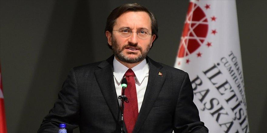 Fahrettin Altun: Kongre Üyesi Chabot'un sözleri Türkiye-ABD ittifakının mahiyetini yansıtmaktadır
