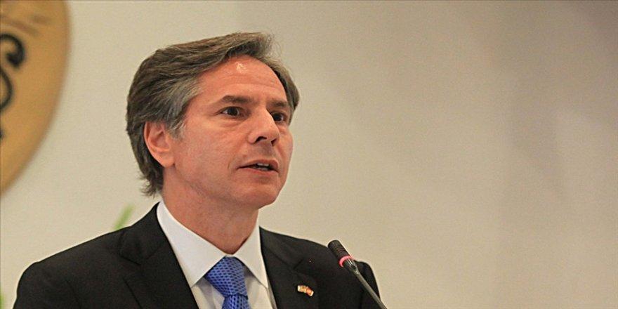 ABD Dışişleri Bakanı Blinken'dan UCM'nin Filistin kararına tepki: ABD bu karara kesinlikle karşıdır