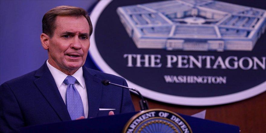 Pentagon Sözcüsü Kirby: Ayn el-Esed Üssü'ne yönelik saldırılar, Şii destekli grupların daha önce yaptıklarıyla uyuşuyor