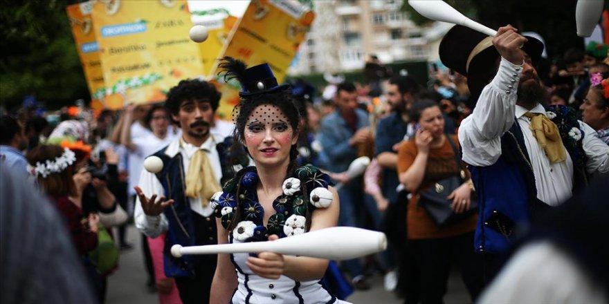 Uluslararası Portakal Çiçeği Karnavalı 1-4 Nisan'da internet üzerinden düzenlenecek