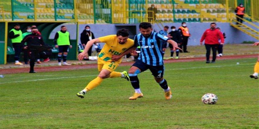 TFF 3. Lig: Darıca Gençlerbirliği: 0 Belediye Kütahyaspor: 1