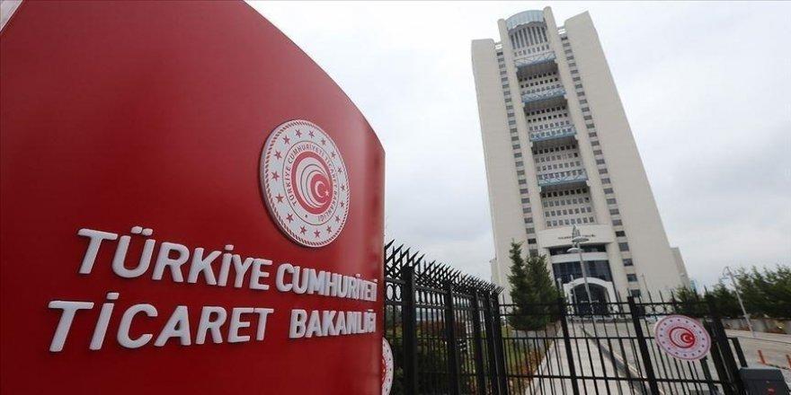 Ticaret Bakanlığı 63 şirketi 'dış ticaret sermaye şirketi' statüsüne aldı