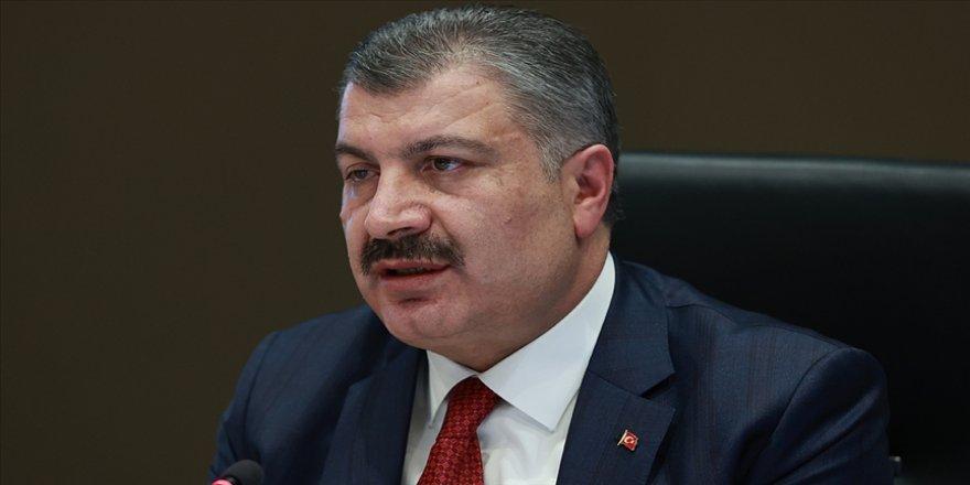 Sağlık Bakanı Koca: Pandemi sürecinin hayatımızın her alanında derin izler bırakması kaçınılmaz