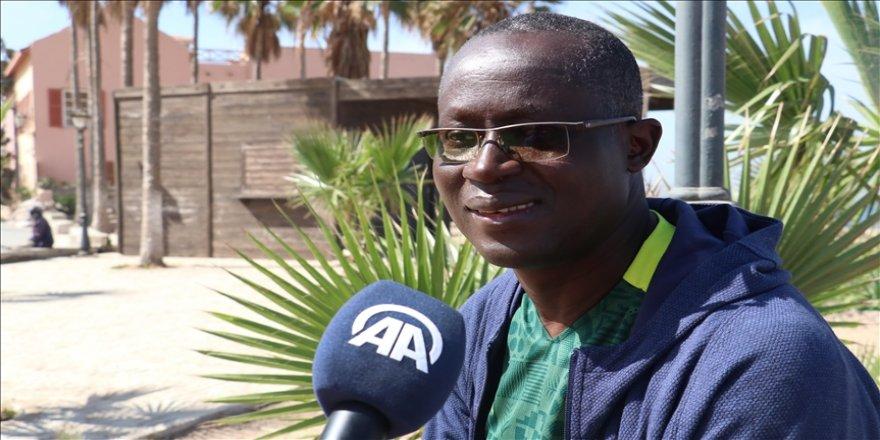Senegal Futbol Federasyonu Başkanı Senghor'a göre Senegalli futbolcular Türkiye'ye çabuk alışıyor