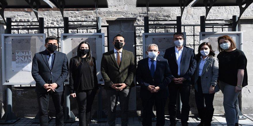 Mimar Sinan'ın anısı Recep Tayyip Erdoğan Millet Bahçesi'nde yaşatılacak