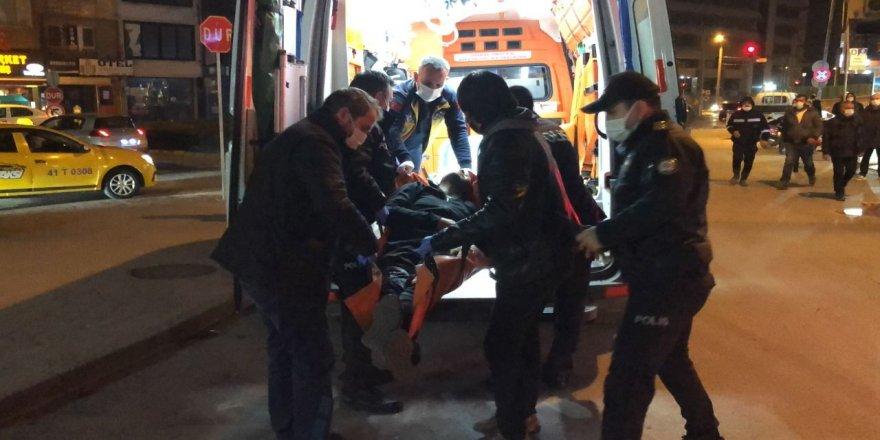 Kocaeli'de bir şahıs, husumetlisini pompalı tüfekle vurdu