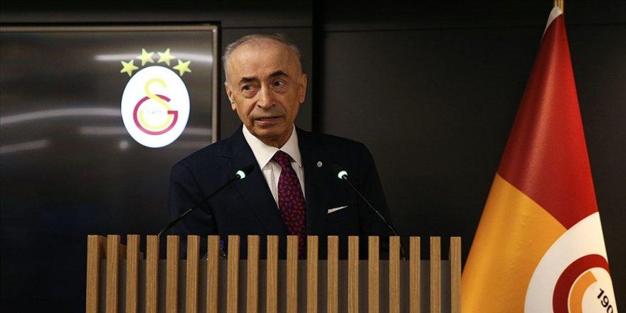 Galatasaray'da Mustafa Cengiz ile iki yönetici ve bir futbolcu PFDK'ye sevk edildi