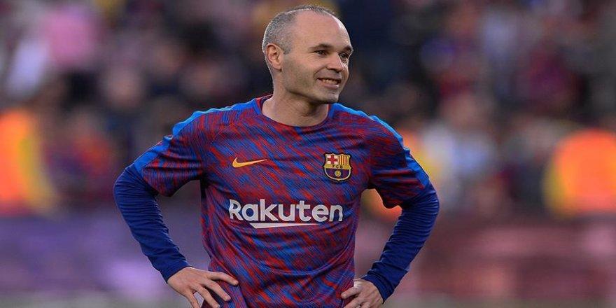Barcelona efsanesi Iniesta kariyerindeki en özel 10 anı anlattı