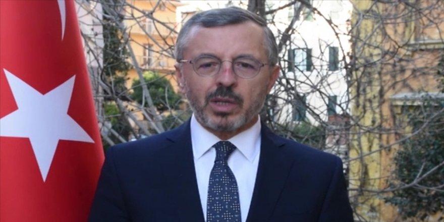 Türkiye'nin Vatikan Büyükelçisi Lütfullah Göktaş, Papa'nın Irak ziyaretini