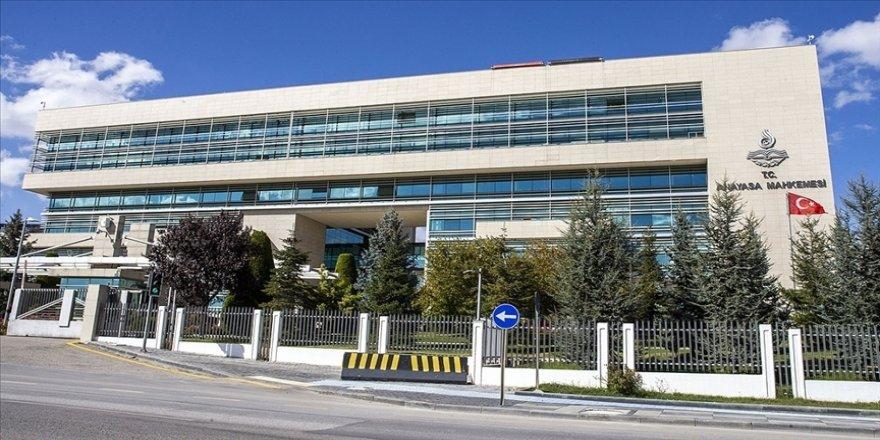 AYM, HDP'li Irmak'ın 'kişi hürriyeti ve güvenliği hakkı'nın ihlal edildiği yönündeki başvurusunu reddetti