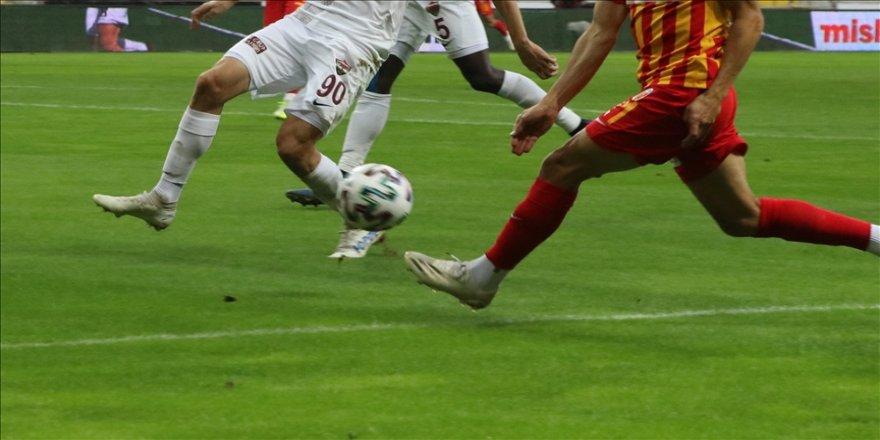 Hatayspor, Süper Lig'de yarın Kayserispor'u ağırlayacak