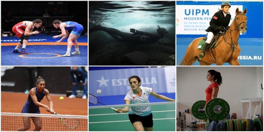 Türk sporunun öncü kadınları