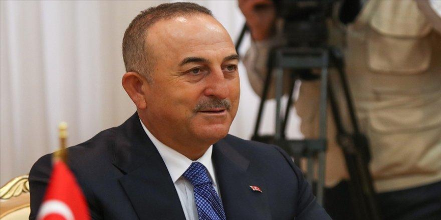 Dışişleri Bakanı Çavuşoğlu: Türkmenistan'la enerji, ekonomik, ulaştırma ve lojistik gibi konuları hayata geçireceğiz