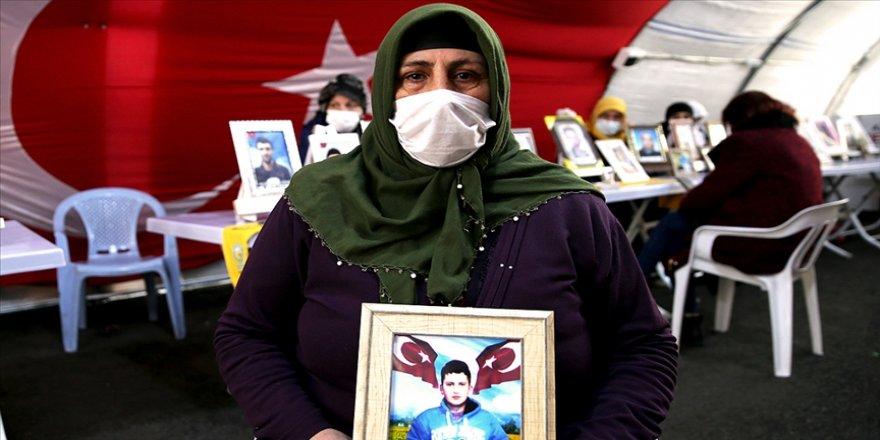 Diyarbakır annelerinden Rahime Taşçı: 7 yıldır evladımdan haber almadım. Çok çile çekiyorum
