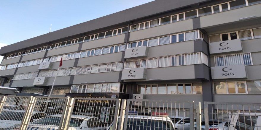 Gebze ilçe emniyet binası yenilendi