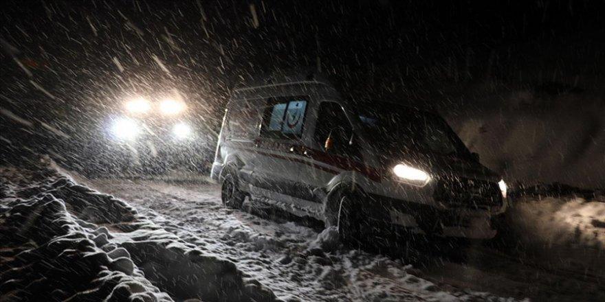 Van, Bitlis ve Muş için kar uyarısı yapıldı