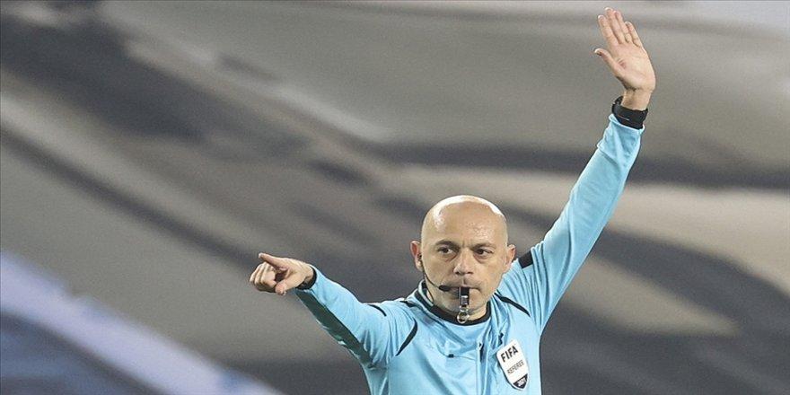 Cüneyt Çakır, Borussia Dortmund-Sevilla maçını yönetecek