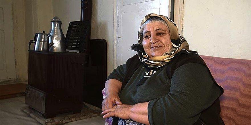 Karslı 'süper babaanne'nin torunlarına güzel yaşam sunma mücadelesi
