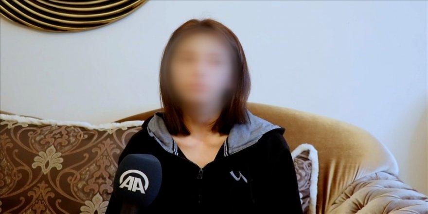 Samsun'da eski eşinin darbettiği kadının kız kardeşi yaşananları anlattı: Bu olay 3 kez daha başımıza geldi