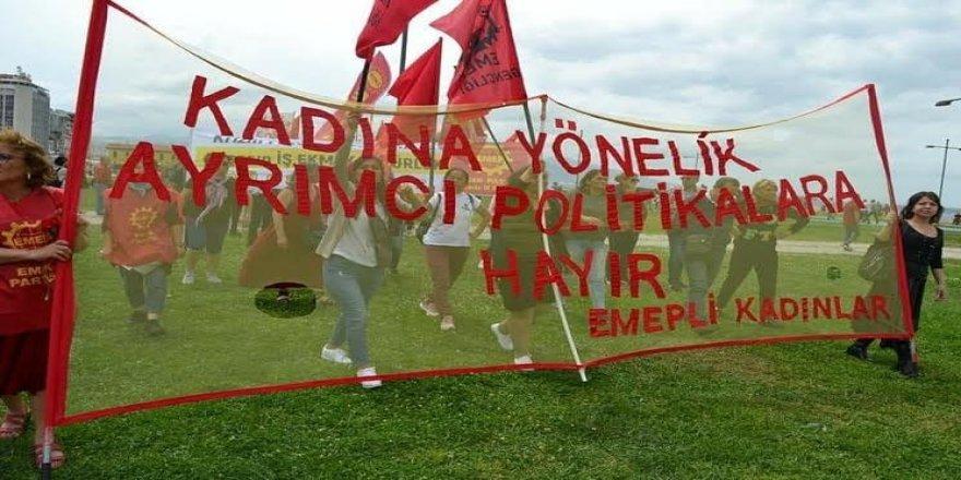 Güvenceli iş, şiddetsiz yaşam ve eşitlik için örgütlü mücadele!