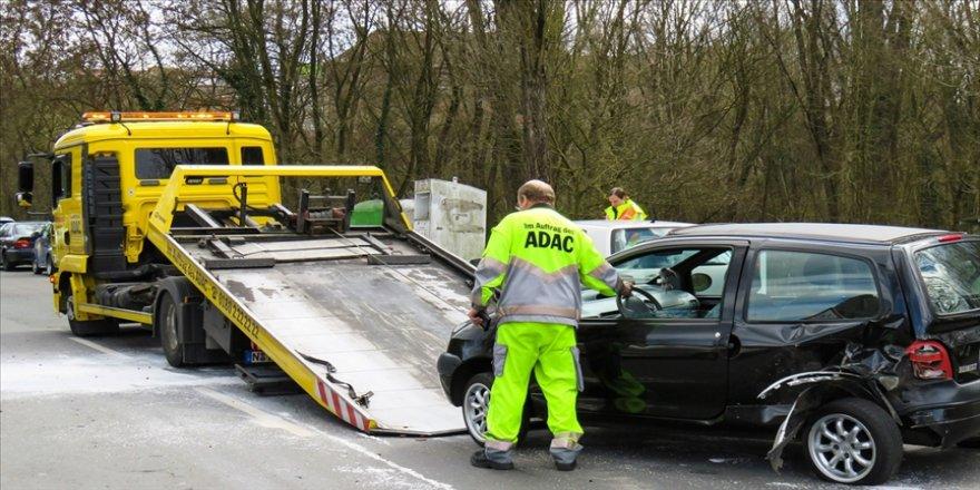 Danimarka'da kazaya sebebiyet veren 102 yaşındaki sürücünün ehliyetine 3 yıl el konuldu