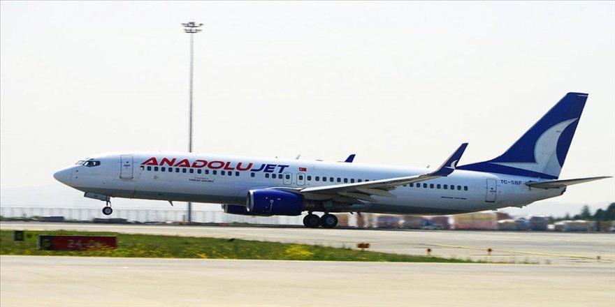 AnadoluJet'ten yurt içi ve KKTC uçuşlarına özel yüzde 30 indirimli kampanya