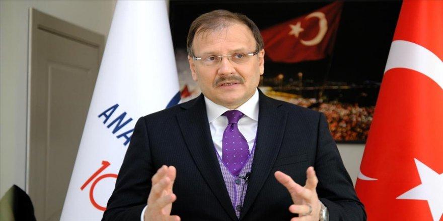 TBMM İnsan Haklarını İnceleme Komisyonu Başkanı Çavuşoğlu: İnsan hakları dinamik bir alan